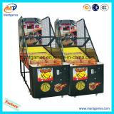 Macchina di pallacanestro della fucilazione del simulatore del parco di divertimenti per la vendita calda