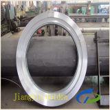 Pezzo fucinato d'acciaio forgiato dell'anello di conservazione di SAE1022 Scm440