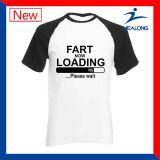 Cheap Sublimation Casual Design sua própria personalidade Camisetas