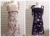 Tessuto del merletto del fiore del ricamo di modo per i vestiti del vestito
