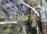 자동적인 T5 T8 LED 전등갓 플라스틱 밀어남 생산 기계장치