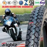 China vuelos de tres ruedas de la motocicleta neumático sin tubo 3,00-19