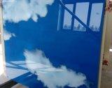 Digital-Drucken ausgeglichener lamellierter aufbauender Fenster-Glas-Tür-Tisch