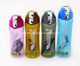 Deportes promocionales de plástico Tritan Botella de agua potable