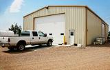 Granja y almacén ligero de la estructura de acero del almacenaje (KXD-18)