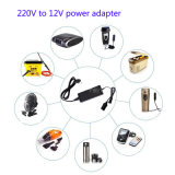 220V aan 12V de Adapter van de 5A6A 8A 10A 12A Auto voor Smartphone of Laptop of Digitale Producten