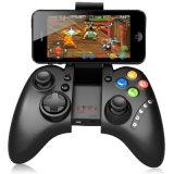 Moins cher multimédia sans fil Bluetooth Gamepad du contrôleur de jeu de la manette pour Android tablette PC Ios iPhone 4S 5s l'iPad