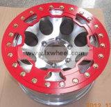колесо 4WD Loder, колесо Beadwheel Offroad, колесо сплава