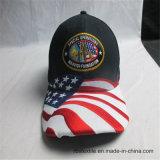 Выдвиженческий почищенный щеткой гольф квалифицированный хлопком Cap&Hat