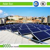 Führende Sonnenkollektor-Halter-Pole-Montierung