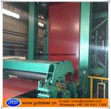 Il colore ha galvanizzato la bobina d'acciaio con il rivestimento in polimeri a Uzbekistan