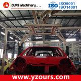 Bijgewerkte Bespuitende het Schilderen Lijn voor AutoIndustrie