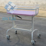 Bâti pédiatrique de soin de deux de fonctions de gosse d'hôpital enfants de bâti avec la rambarde