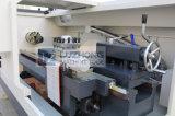Máquina horizontal do torno do CNC da base lisa do metal Ck6150 Top-Level