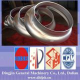 Алюминиевая коническая головка/головка тарелки для машинного оборудования
