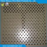 Produtos perfurados galvanizados alta qualidade da folha de metal