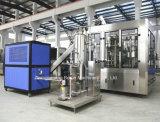 Planta da bebida Carbonated macia automática/linha de produção de enchimento