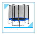 Mini-trampoline avec filet de sécurité intérieure pour vos enfants