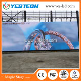 Ce al aire libre impermeable de la pantalla del alto brillo LED, FCC, ETL