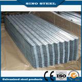 Tôle d'acier ondulée galvanisée par Gi de toiture