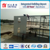 튼튼한 강철 구조물 집 또는 Prefabricated 집 또는 조립식으로 만들어지는 노동 집