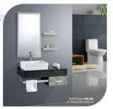 Salle de bains Armoire en acier inoxydable - 4