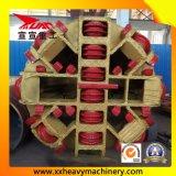 1000mm Platte-Rad Schlamm-Schild-Rohr, das Maschine hebt
