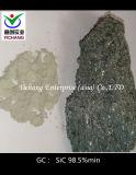 Зеленый порошок Mirco карбида кремния для индустрии полупроводника