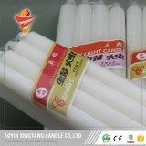 Bougie/bougies/constructeur blancs de vente chauds de Velas