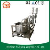 Máquina frita automática de Deoling del pollo y máquina Deoiled del alimento de bocado