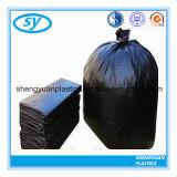 Bolso de basura plástico de la fabricación de la fábrica en el rodillo