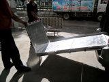 Het hete Platform van het Aluminium van de Helling van de Rolstoel van de Verkoop Hand kan worden gevouwen
