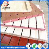 Materiais de construção à prova de fogo HPL/placa MDF impermeável