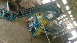 Sistema completamente automatico di pirolisi del pneumatico per l'alto utilizzatore finale