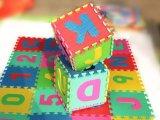 36PCS Kids Alphabet Number Baby Mat Interlocking EVA Foam Floor Puzzle Play Mat