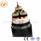 XLPE изолированный кабель питания