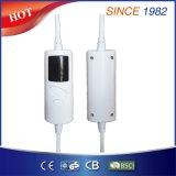 Flanell-elektrische Überzudecke mit Überwärmeschutz