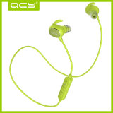 Buena calidad Qy19 mini auricular sin hilos de Bluetooth en negro