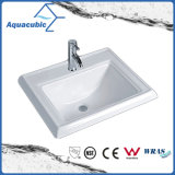 Banheiro Basin Above Counter Ceramic Sink (ACB0050)