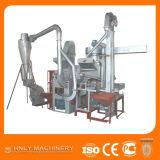 A capacidade elevada mini termina o moinho de arroz Parboiled
