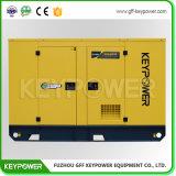 tipo silencioso Diesel do gerador de potência do motor de 38kVA Fawde