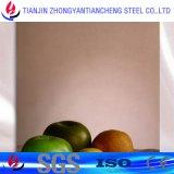 Acero de hojas de acero inoxidable de AISI 316L 316ti en surtidores del acero inoxidable