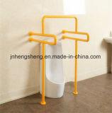 Staaf van de Greep van de Toiletten van de veiligheid de Nylon Roestvrij staal Gezette Antislip