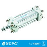 Cylindre pneumatique de contrat de série de Sda