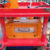 Porta de metal do rolo da estrutura de formação de preço de máquinas