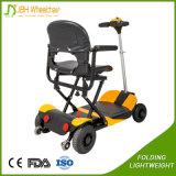 新しく容易な取得携帯用折りたたみおよび展開軽いリチウム電池電気運送者のスクーター