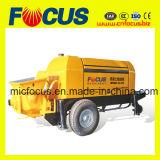 Pompa per calcestruzzo del fornitore del circuito aperto 88m3/H del cemento diesel doppio esperto del rimorchio