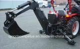 Tractor 3 Towable Backhoe van het Punt Gehechtheid voor Verkoop