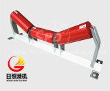 El SPD galvanizó el rodillo del transportador fijado para la planta de procesamiento por lotes por lotes concreta