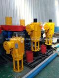 Le pétrole de la pompe à cavité progressive masse directe dispositif de conduite
